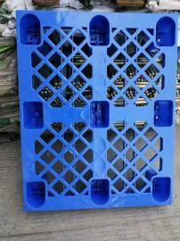 天水食品包装专用栈板_九脚塑料托盘厂家