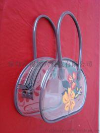 透明PVC外出旅行拉鏈袋 日用品收納包