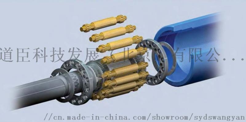 瑞士GSA行星滚柱丝杠,高精度行星滚柱丝杠厂家。北京天津山东进口行星滚柱丝杠。