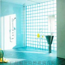 空心玻璃砖隔墙艺术玻璃 广州厂家直销