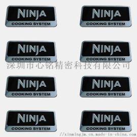 厂家直销拉丝氧化标牌、腐蚀填油、铝标牌
