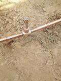 變電站鍍銅鋼接地材料-銅覆鋼圓線-銅包鋼接地棒