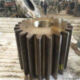 建奎2.4米锻钢干燥机小齿轮