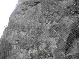 镀锌边坡防护网 sns主动防护网