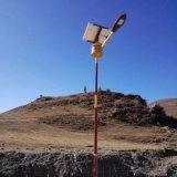 新农村户外道路灯7米8米自弯臂A字臂海螺臂高杆灯