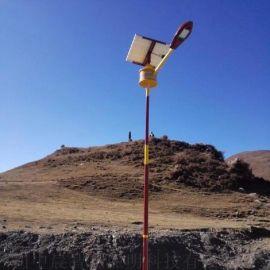 新农村户外道路燈7米8米自弯臂A字臂海螺臂高杆燈