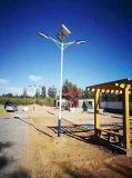 太阳能路灯6米LED新农村庭院灯高杆灯特色超亮