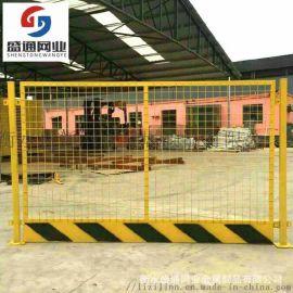 定制球场浸塑铁丝网   勾花网围栏 高尔夫场足球场框架护栏网