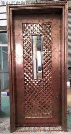 佛山吉南不锈钢门厂厂家制造不锈钢防火ktv门