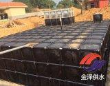 抗浮式地埋箱泵一體化消防泵站原理