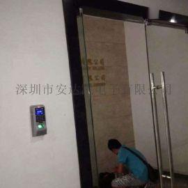 刷卡测温机关门禁 单人通过测量门禁机关门禁厂家