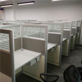 呼叫中心隔音坐席工位屏风办公桌