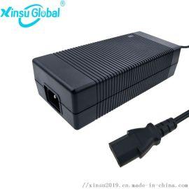 电动车充电器50.4V3A12串 电池充电器