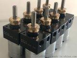 5CC 静电喷漆齿轮泵油漆涂料齿轮泵