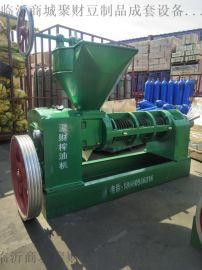 贵阳大型全自动茶籽榨油机厂家 全自动螺旋榨油机特点