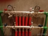 鄭州偉星地暖集中供暖壁掛爐雙系統地暖