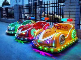 新款儿童碰碰车户外成年汽车游乐场大型发光电动车