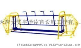 室外健身器材组合荡板