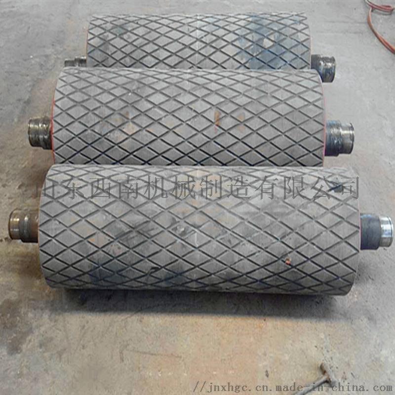 洗煤厂皮带机滚筒山西厂家直销