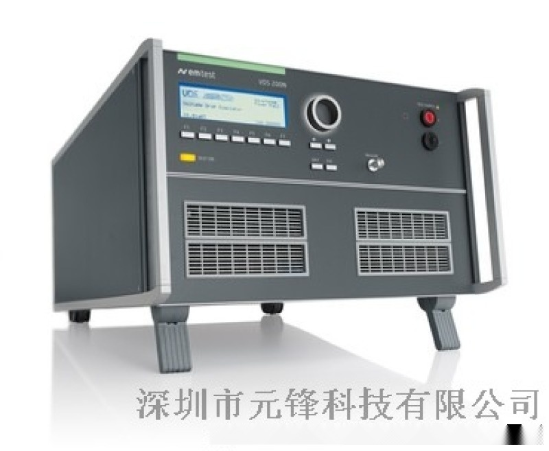 EM測試/瑞士VDS 200N 電池供電模擬器