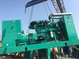 450千瓦柴油发电机 广西康明斯K19发电机