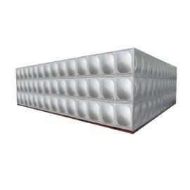 搪瓷组装式水箱 成品不锈钢水箱 霈凯水箱