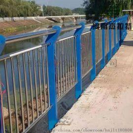 忻州不锈钢河边防护栏杆厂家直销