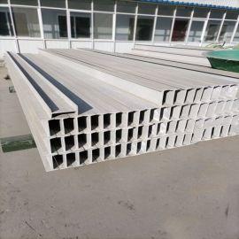 玻璃钢穿线电缆桥架组合式电缆管箱