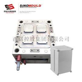 西诺电线盒模具 家电模具电缆收纳盒模具注塑