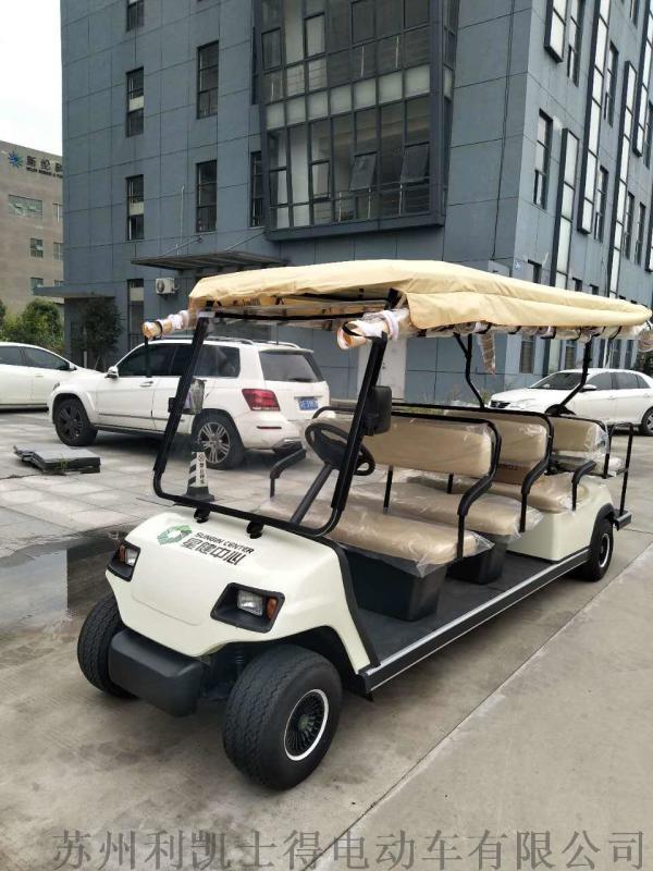 2座高爾夫觀光車 電動高爾夫球車