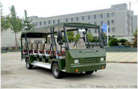 新款23座**厂家直销旅游景区公园度假村休闲观光电瓶车图片