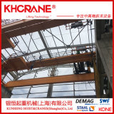 上海錕恆生產製造5T車間電動葫蘆雙樑起重機報價