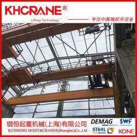 上海锟恒生产制造5T车间电动葫芦双梁起重机报价