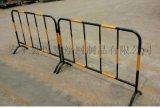 內蒙鐵馬道路護欄 交通移動鐵馬欄杆