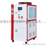 海菱克5匹变频冷水机