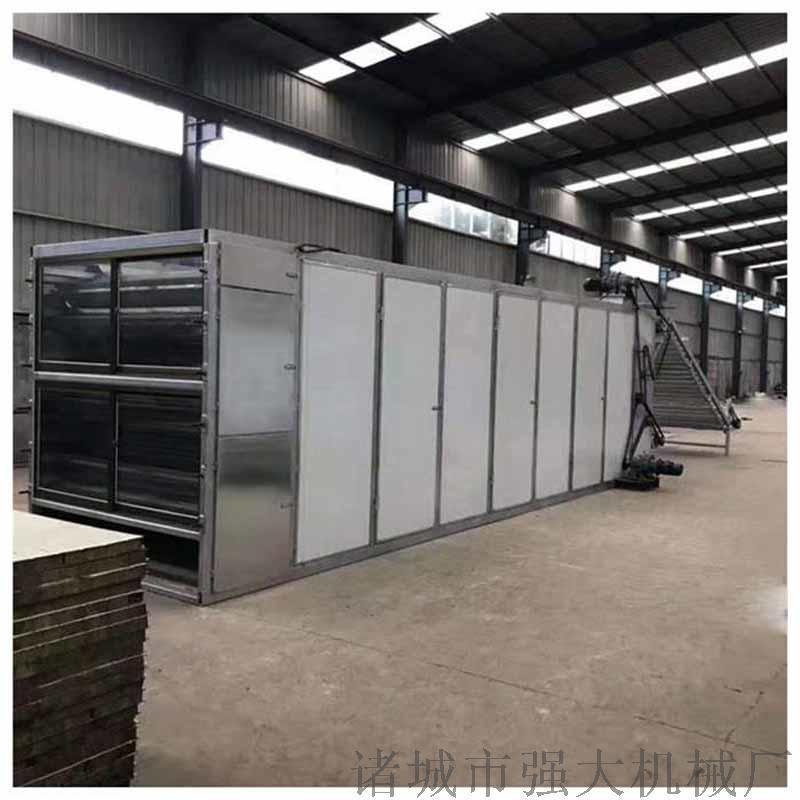 烤串速冻设备 可定制可调节隧道式速冻机