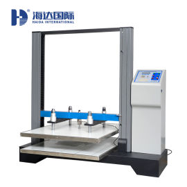 电脑伺服式纸箱抗压试验机