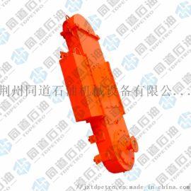 石油钻机、修井机江汉四机厂上链条传动箱Z06050000012AA