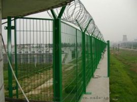 刺绳护栏网/机场刺绳护栏网/Y型机场围界网