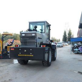 厂家供货 四驱2吨越野叉车 建筑工地叉车