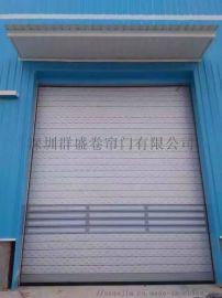 长沙市 水泥厂房涡轮硬质快速门生产安装专业快速