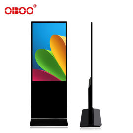 OBOO49寸超薄广告机落地式智能led液晶广告机