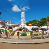 兒童遊樂設施  跳躍, 室外廣場特種遊樂設備製造商