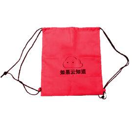 2020展会礼品袋抽绳袋背包定制可加 logo上海