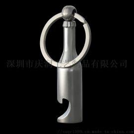 立体锌合金开瓶器定做,创意金属开瓶器定制