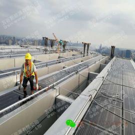 新能源智慧建筑南昌屋顶分布式光伏发电项目