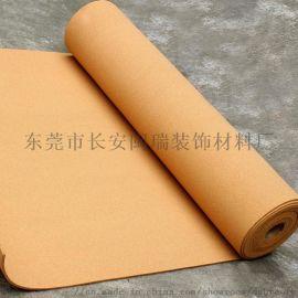 2mm软木卷 广东软木厂家直销 高密度软木卷材