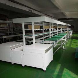 深圳电焊机组装线 倍速链装配线