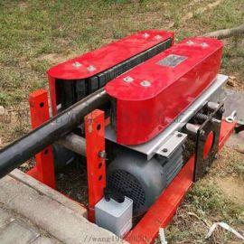 化工电缆敷设架设机器自动收线输送机