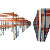 深圳三柱加寬貨架,適用於布料板材存放的貨架